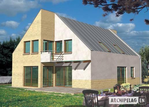 House plan - Aneta