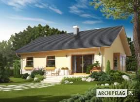 Projekt domu Erin - animacja projektu