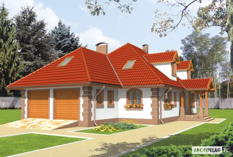 Projekt domu Kiara G2 -