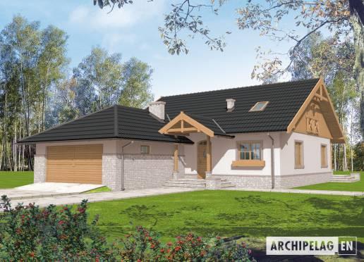 House plan - Lote III G2