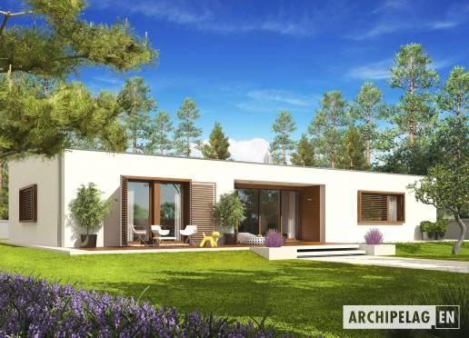 House plan - EX 8 G2 C
