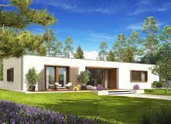 House plan: EX 8 G2 C