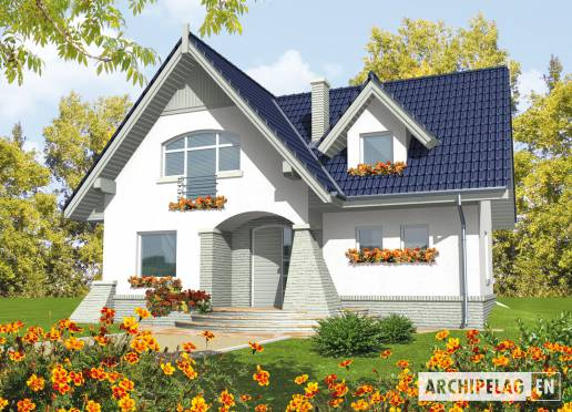 House plan - Hally