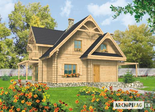 House plan - Samanta