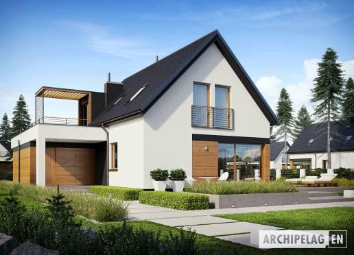House plan - E13 G1 ECONOMIC