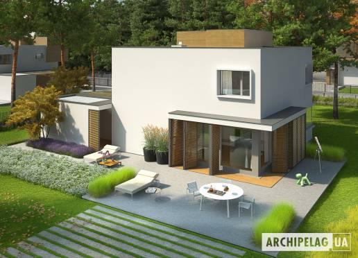 Проект будинку - Екс 10 II (Н) *