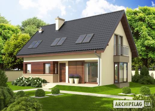 Проект будинку - Лів 2