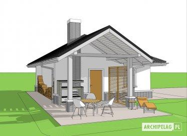 Projekt: Garaż G25 w. III