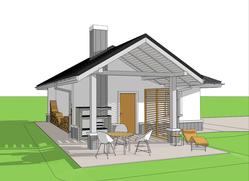 Projekt Garaż G25 w. III