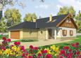 Projekt domu: Mária