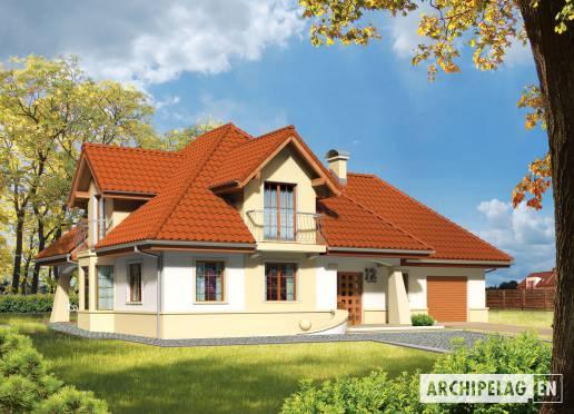 House plan - Henry G1