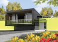 Projekt domu: Flat G2