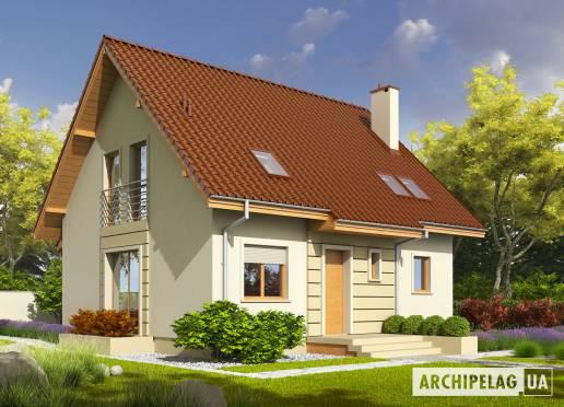 Проект будинку - Адріана ІІІ (версія Б)