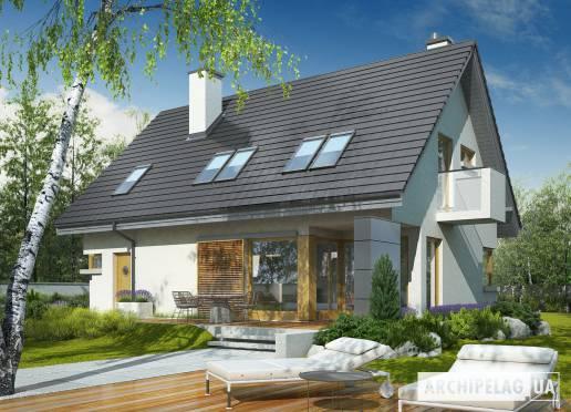 Проект будинку - Толік (Г1)