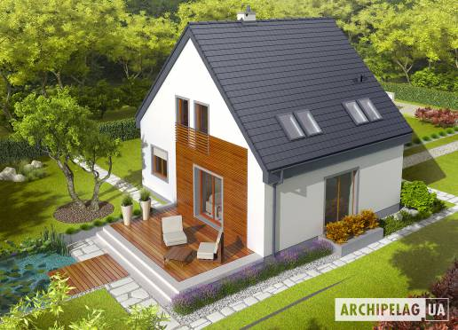 Проект будинку - Адріана IV
