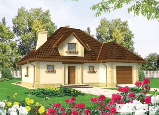 Projekt rodinného domu - Edina I