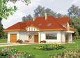 Projekt domu: Luběna (v. II)