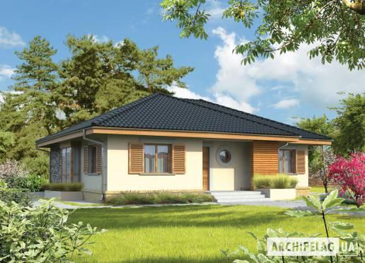 Проект будинку - Франчі