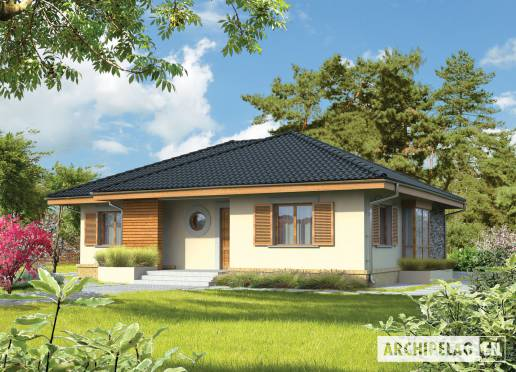 House plan - Francis
