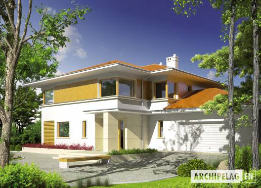 House plan - Diego II G2
