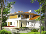 House plan: Diego II G2