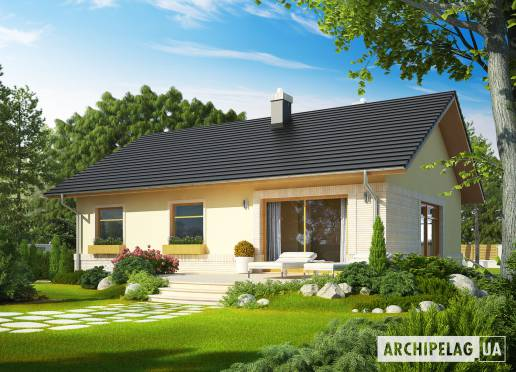Проект будинку - Ерін II