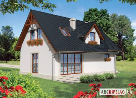 Проект будинку - Магнолія ІІ (Г1)