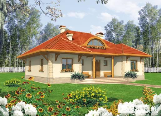 House plan - Mery I