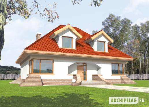 House plan - Vincent II