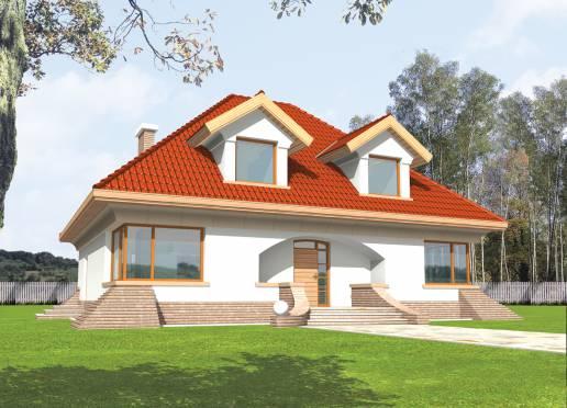 Mājas projekts - Wiga II
