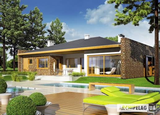 Проект будинку - Марлон ІІІ (Г1, версія А)