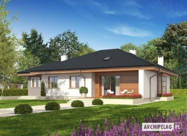 Projekt: Franczi II G1 ECONOMIC (wersja A)
