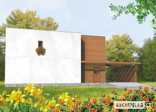 Projekt rodinného domu - Karlík