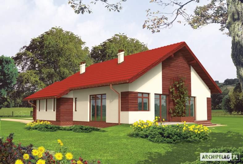 Projekt domu Ruri G1 -