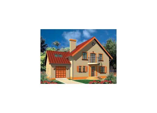 House plan - Klaudia II