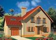 Projekt domu: Klaudia II