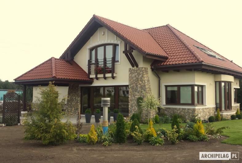 Projekt domu Edek G2 -