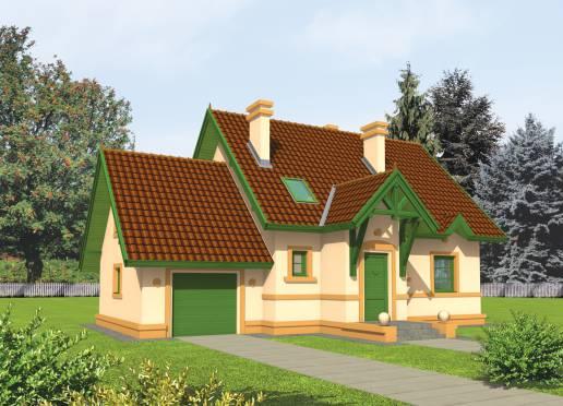 Mājas projekts - Joanna
