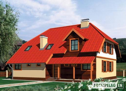 House plan - Gabriela