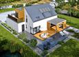 Projekt domu: Nils II G2 ENERGO A++