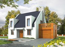 Detalii ale proiectului de casa: Basia