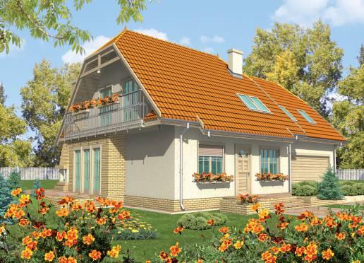 Mājas projekts - Sniezynka (G2)