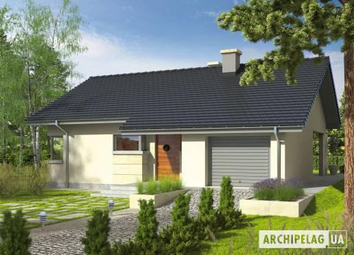 Проект будинку - Торі (Г1)
