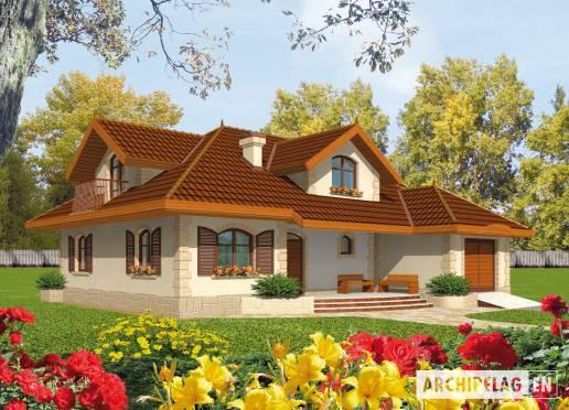 House plan - Margaret G1