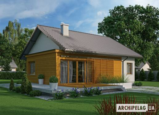 Проект будинку - Ельмо II