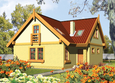 Projekt domu: Kaja I