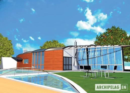House plan - Ignacio G2