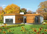 Projekt rodinného domu: Bonifác (v. II)