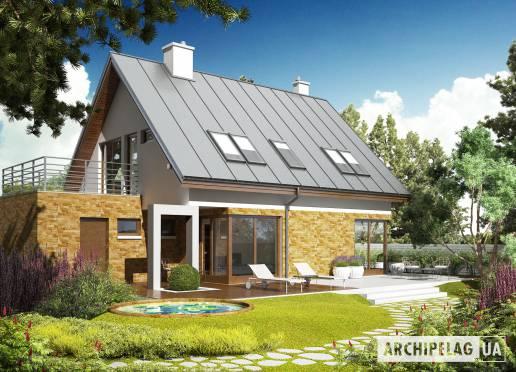 Проект будинку - Тім (Г1, версія Б)