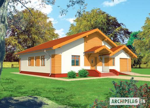 House plan - Serafina G1